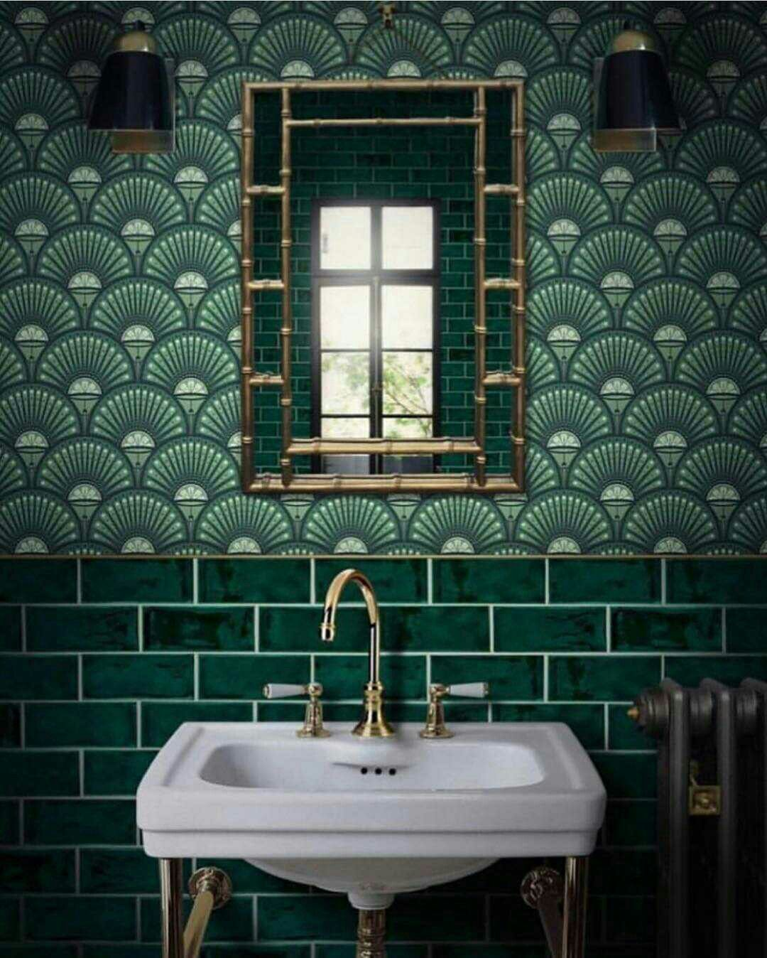 Bathroom Wallpaper 10