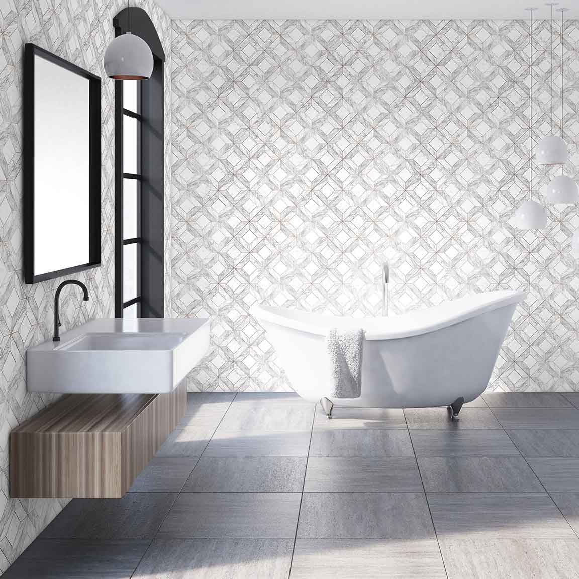Bathroom Wallpaper 5