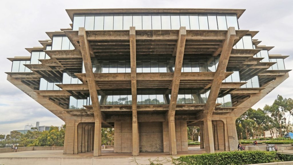 Brutalist Architecture 1