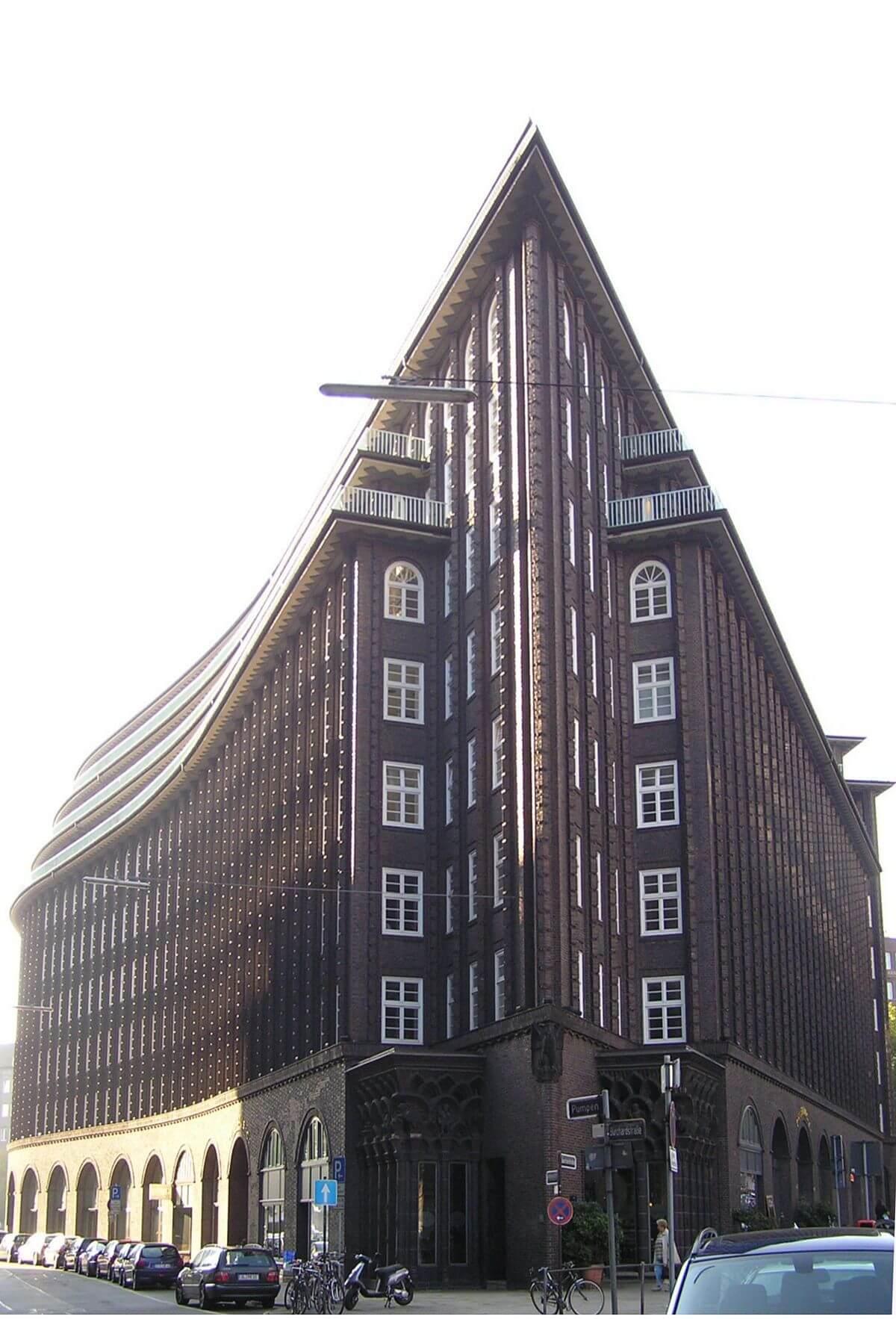 Expressionist Architecture 3