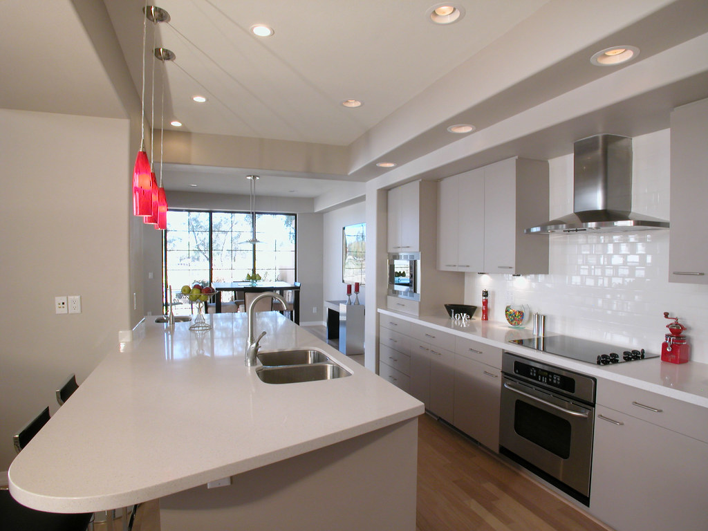 Most Attractive Designs of Galley Kitchen1