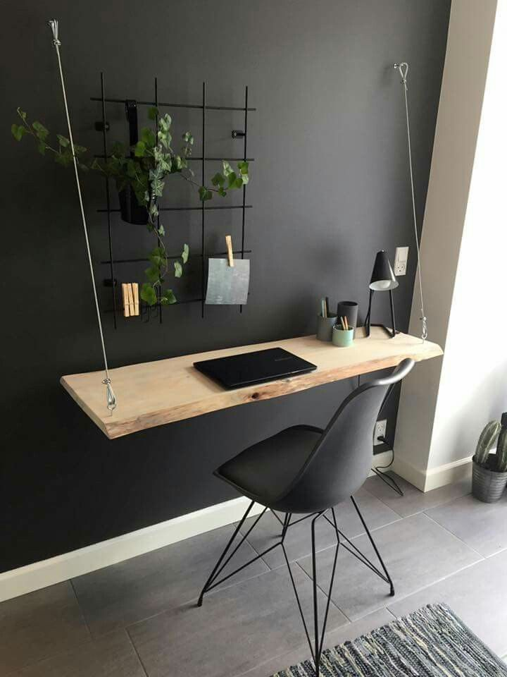 Mounted Desk Designs For DIY Enthusiasts 10