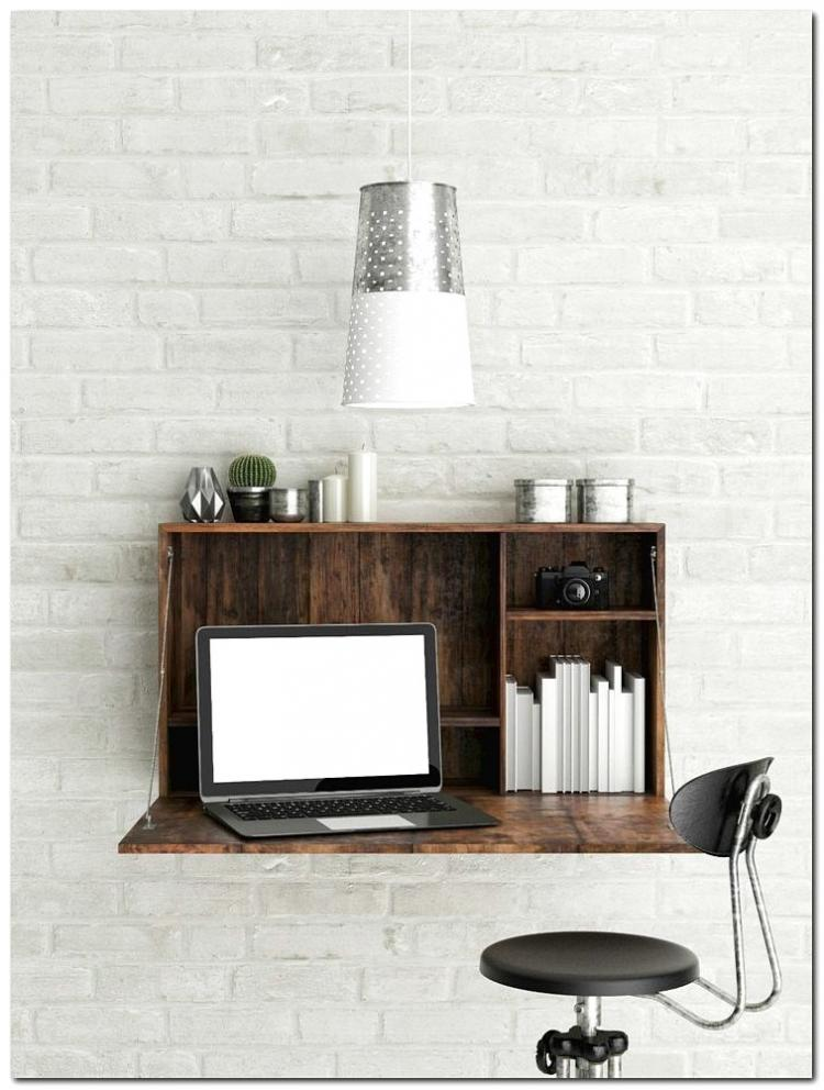 Mounted Desk Designs For DIY Enthusiasts 5