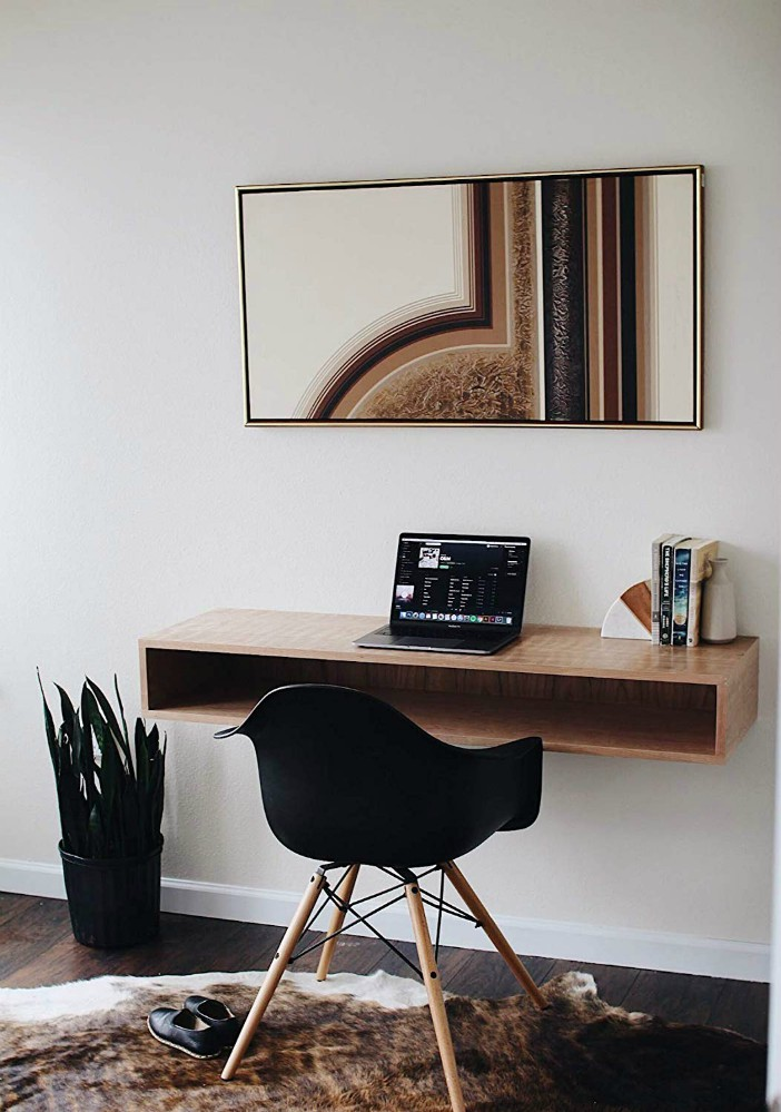 Mounted Desk Designs For DIY Enthusiasts 8
