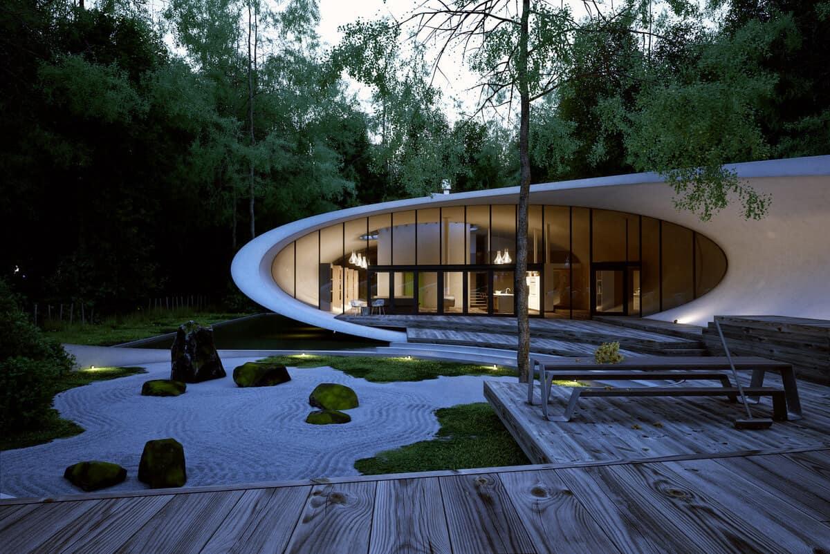 Organic Architecture 1
