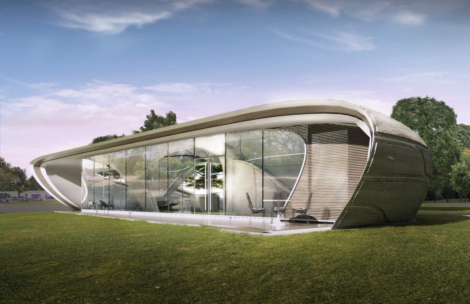 Organic Architecture 11