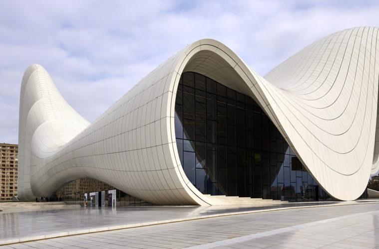 A Futuristic Concept Of Architecture Organic