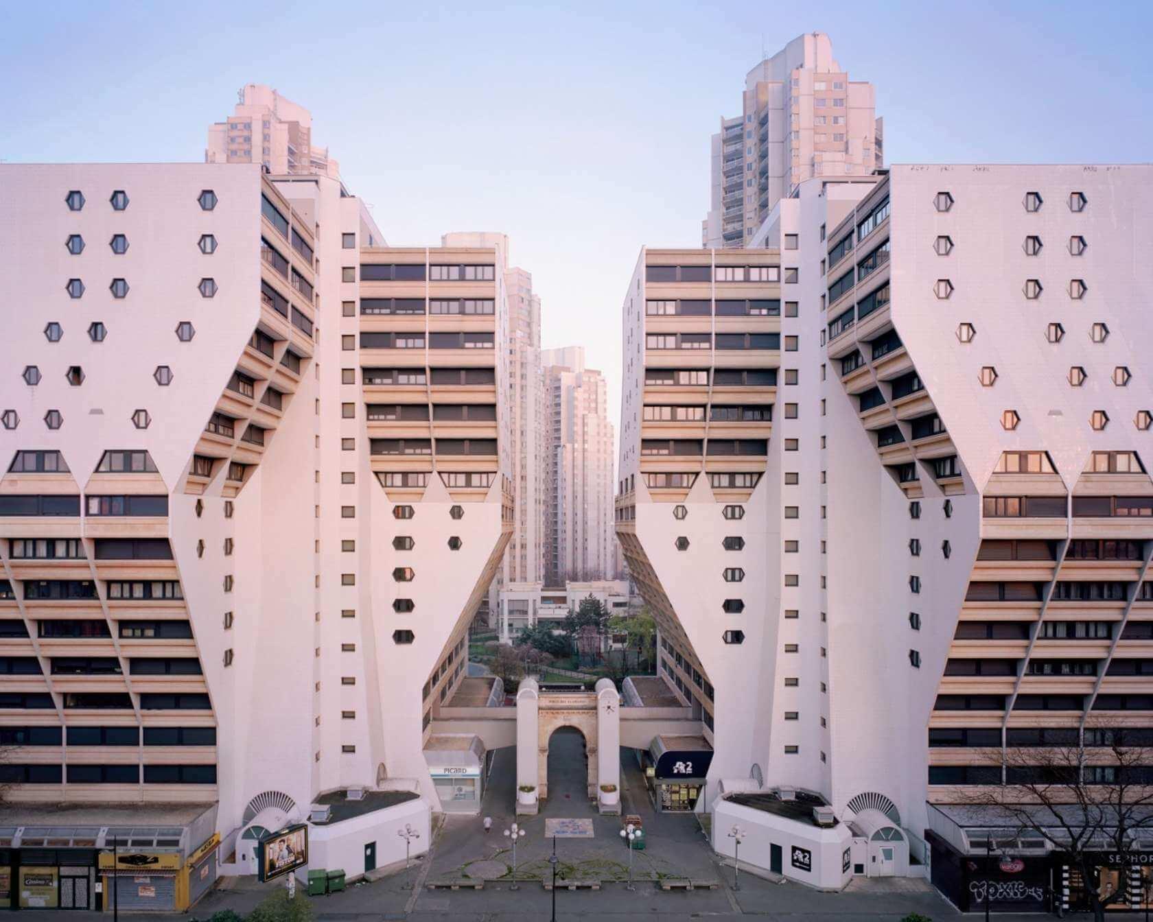 Postmodern Architecture Designs 1