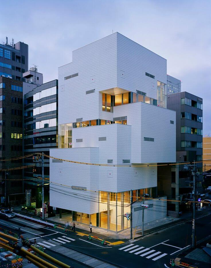 Postmodern Architecture Designs 5