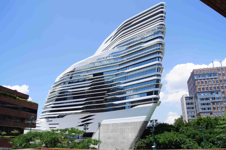 Postmodern Architecture Designs 7