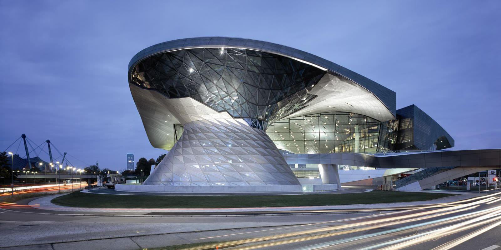 Postmodern Architecture Designs 8