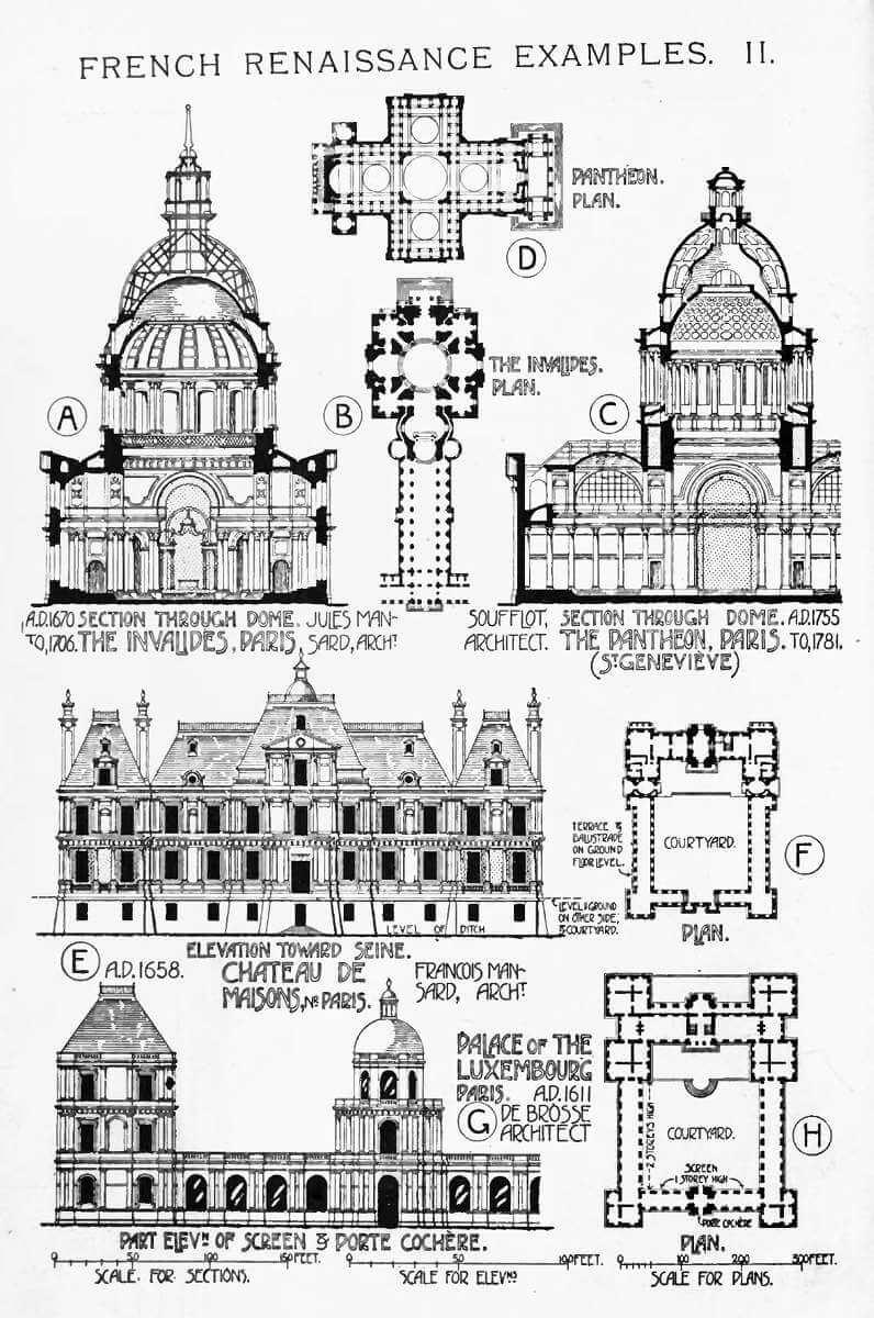 Renaissance architecture 13