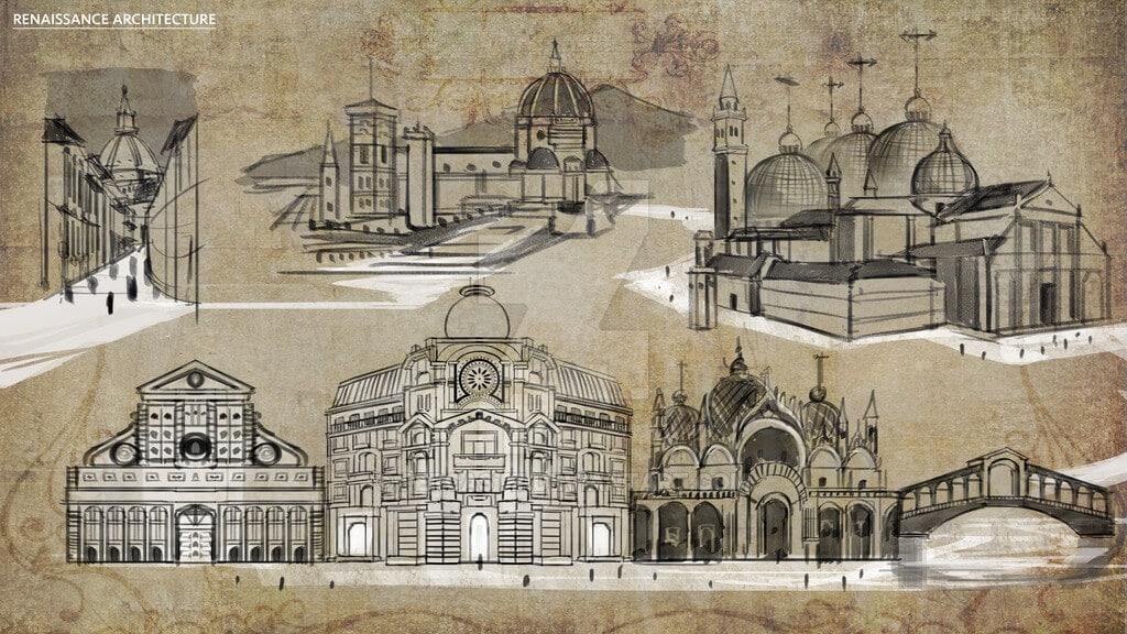 Renaissance architecture 15