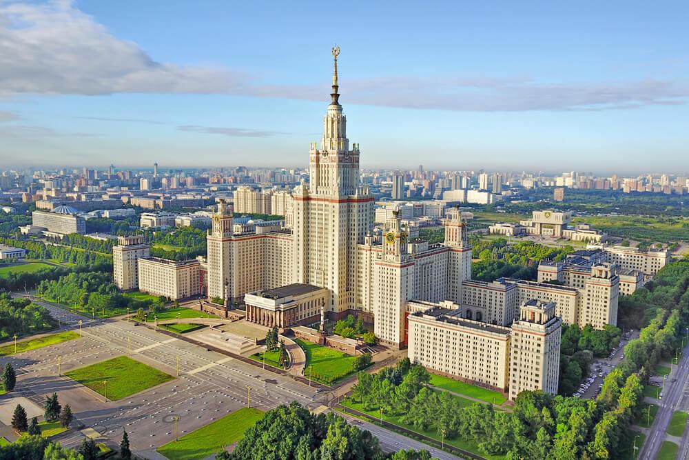 Stalinist Architecture Design 1