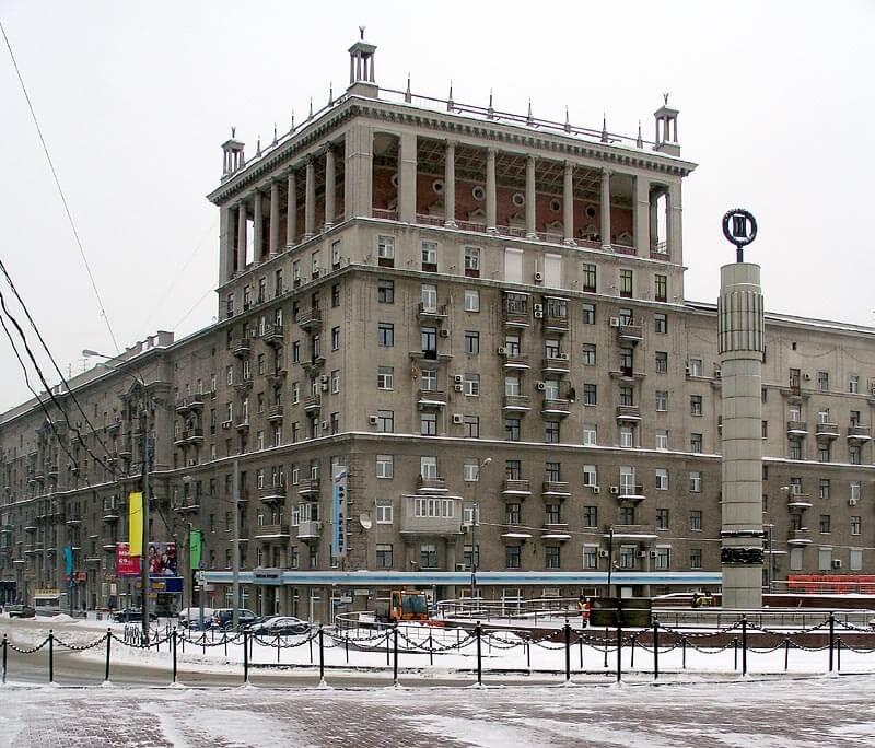 Stalinist Architecture Design 10
