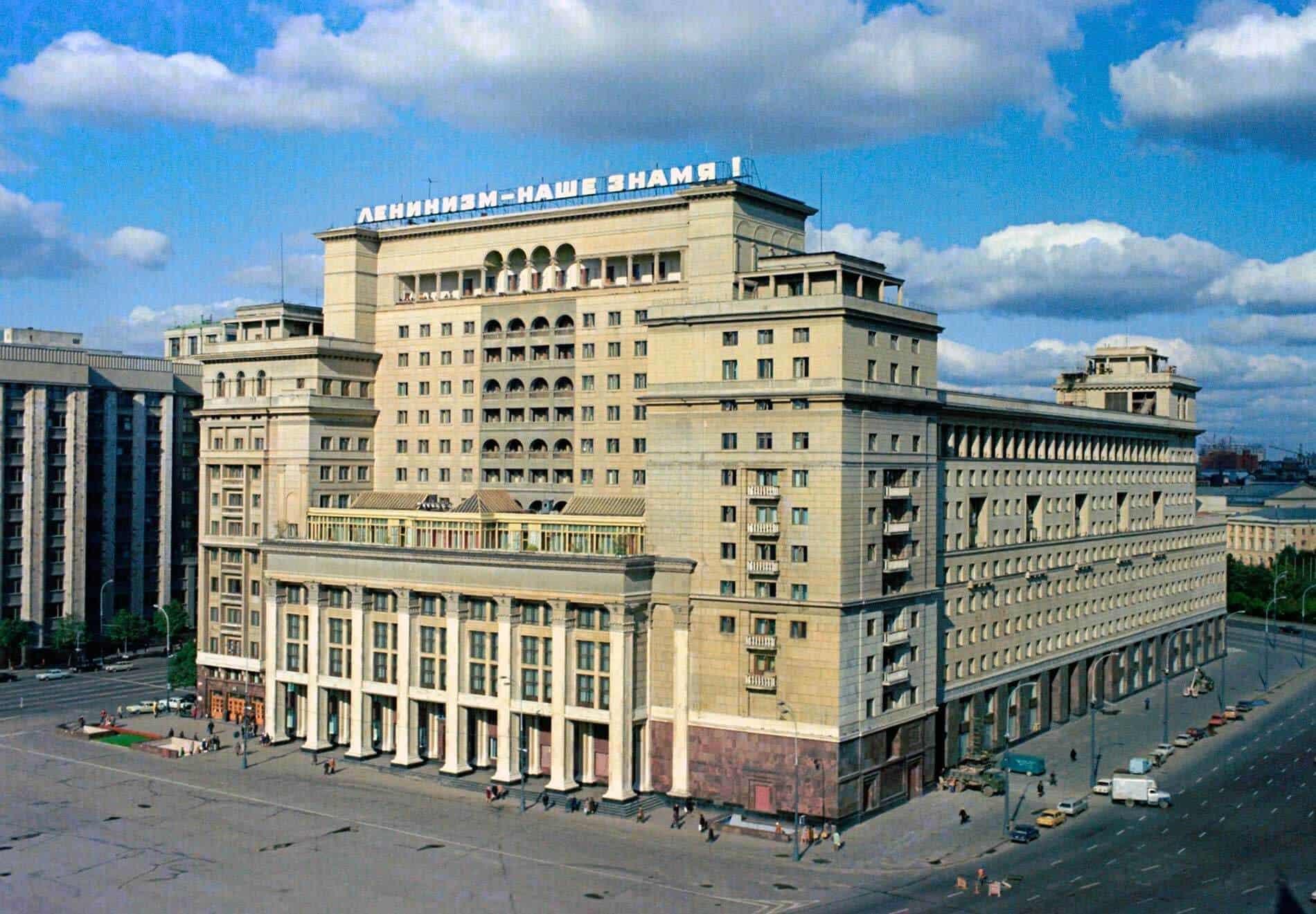 Stalinist Architecture Design 5