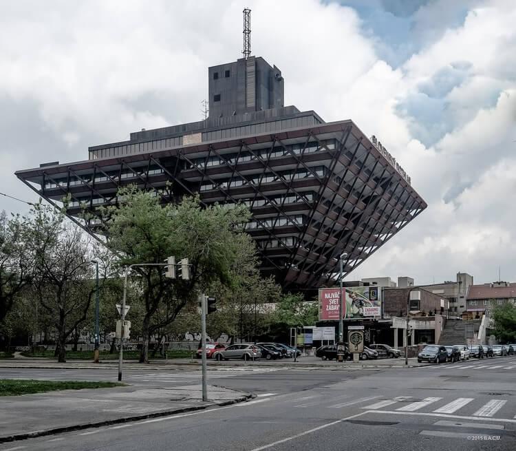 Stalinist Architecture Design 6
