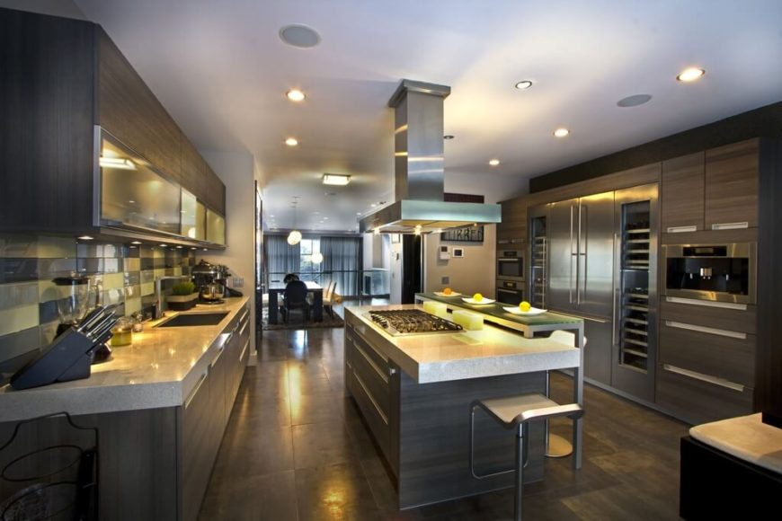 Trending Designs Ideas of a Kitchen Without Windows 7