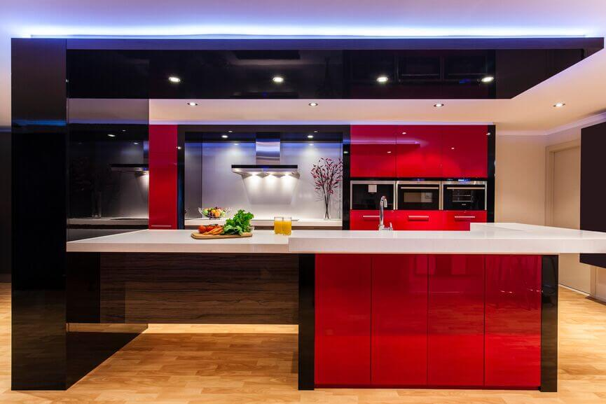 Trending Designs Ideas of a Kitchen Without Windows 9