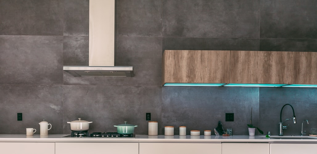 Trending Designs Ideas of a Kitchen Without Windows feature
