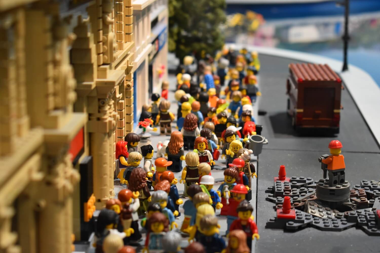 Unbelievable Lego Architecture 2