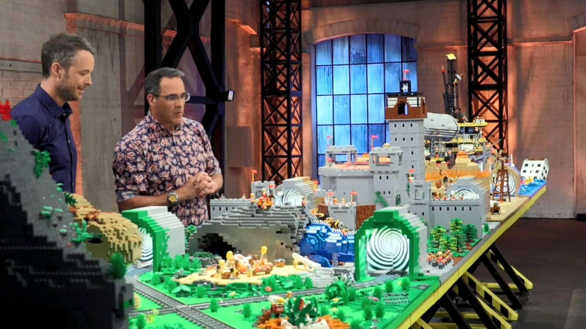 Unbelievable Lego Architecture 4