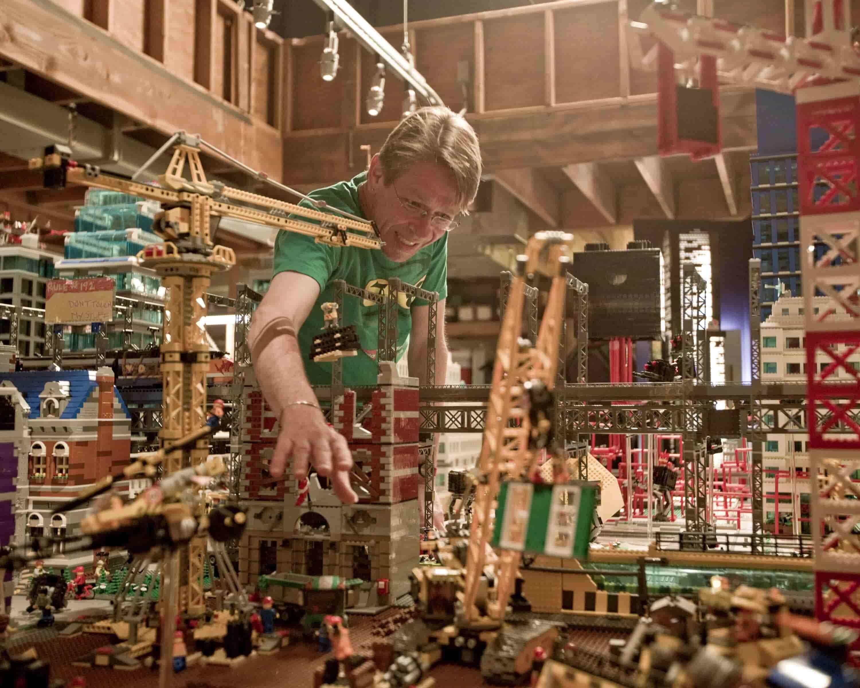 Unbelievable Lego Architecture 7
