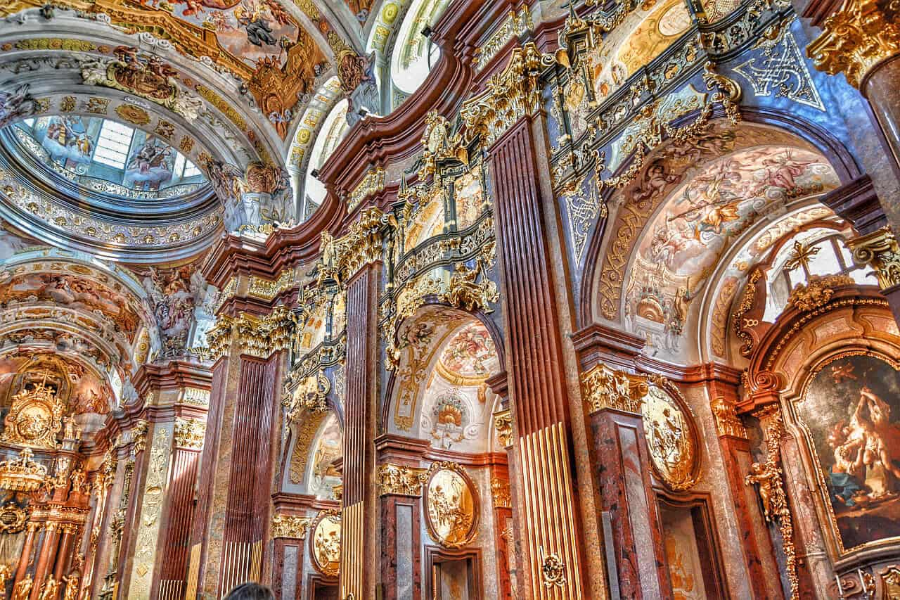 Baroque architecture 11