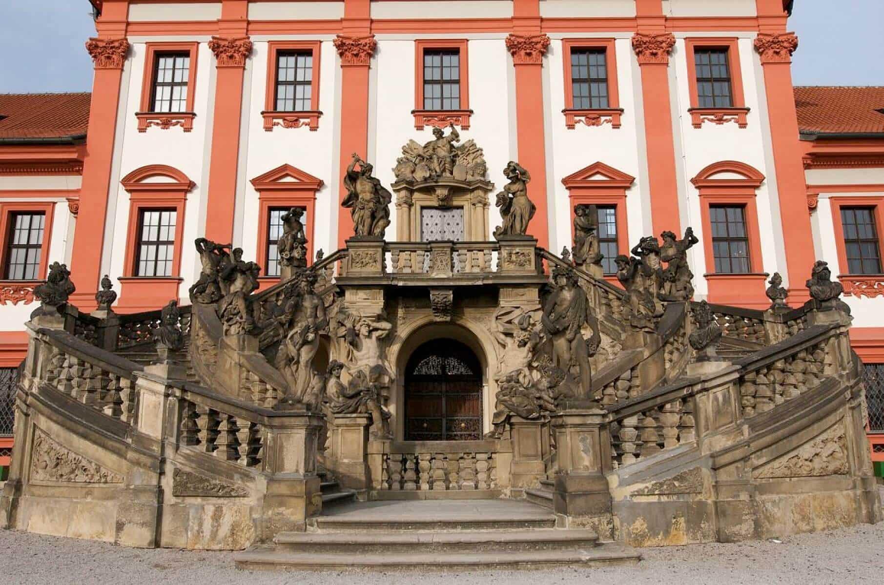 Baroque architecture 12