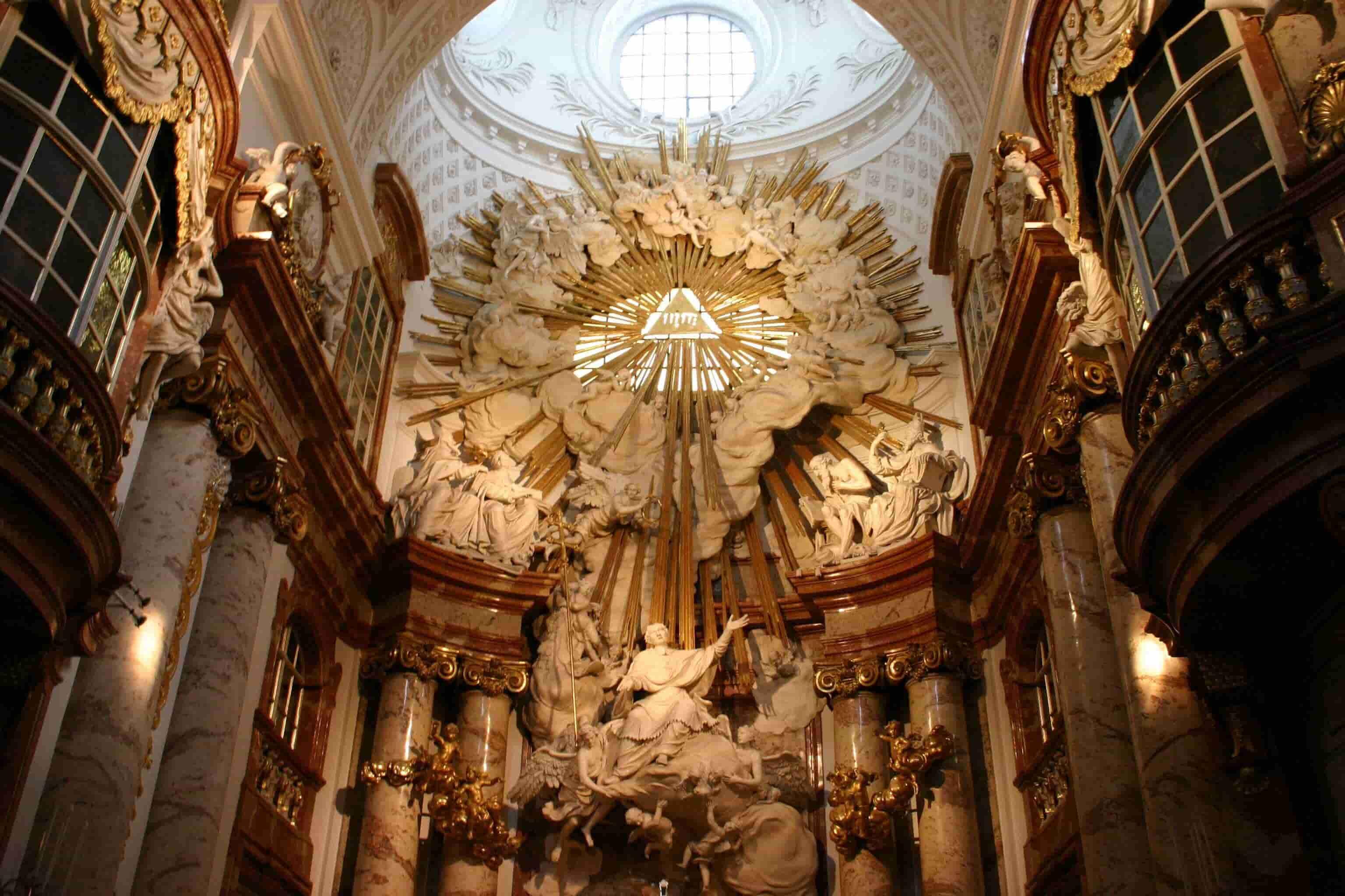 Baroque architecture 6