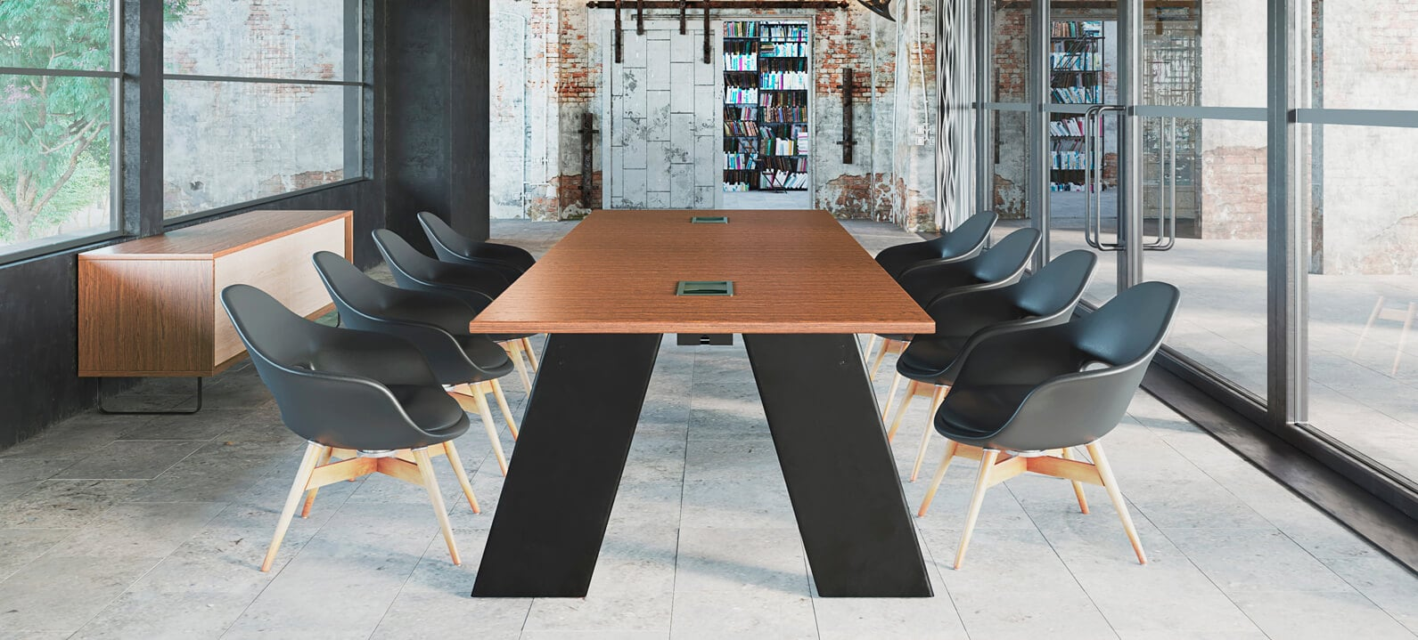 Conference Table Designs 10