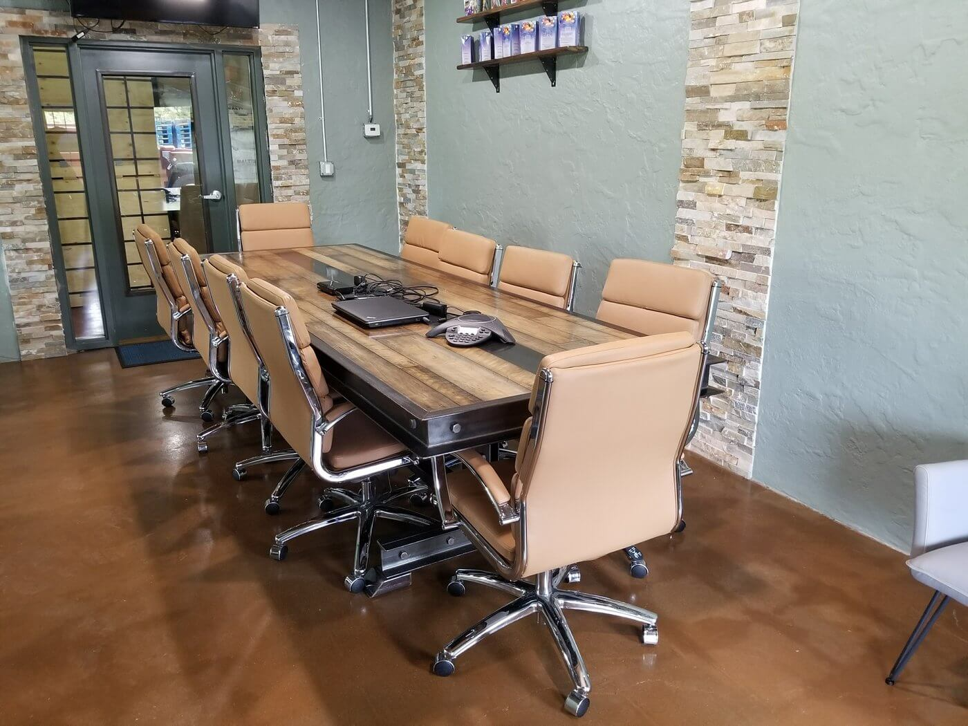Conference Table Designs 9