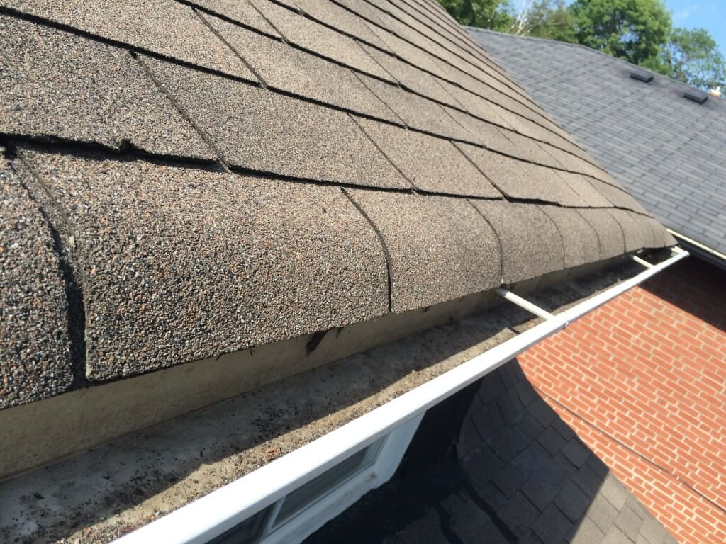 Granules in the Gutters
