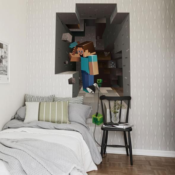 Minecraft Bedroom Ideas 17
