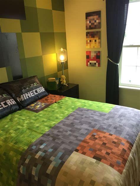 Minecraft Bedroom Ideas 4