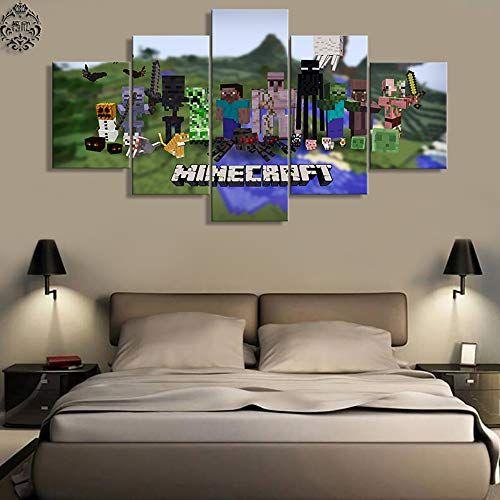 Minecraft Bedroom Ideas 8