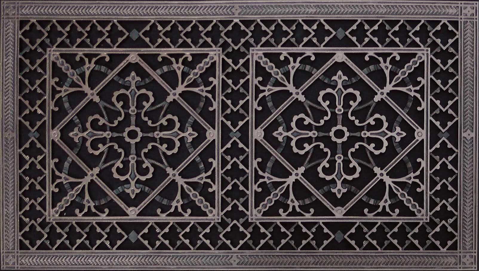 Ornamental grilles 6