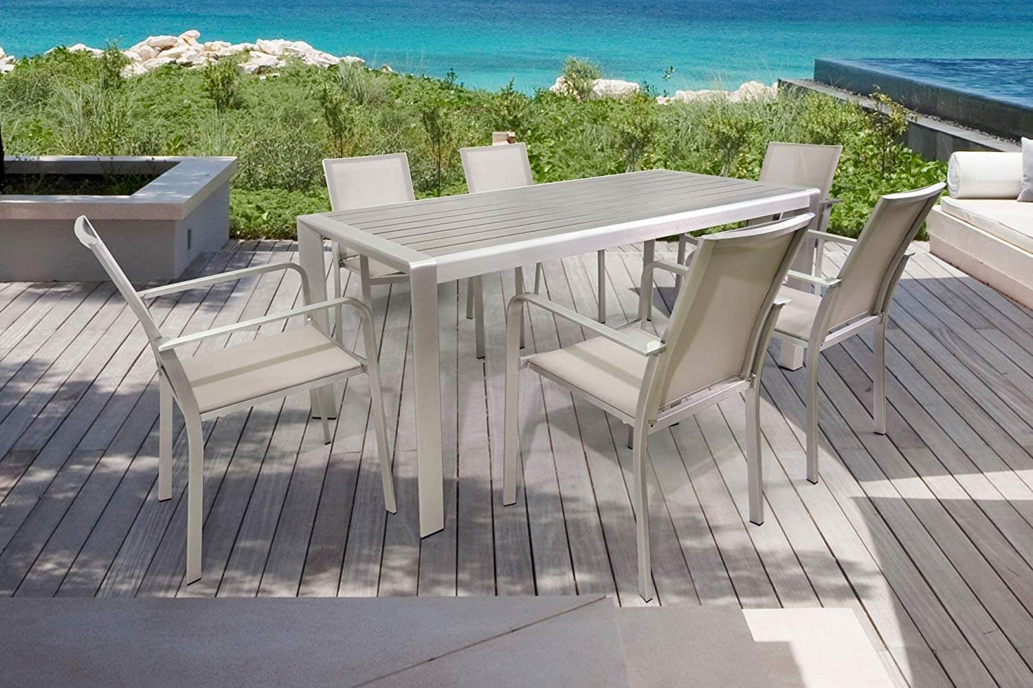 Outdoor Dining Table Designs 5