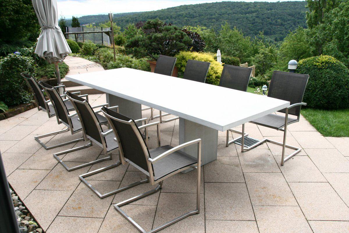 Outdoor Dining Table Designs 6