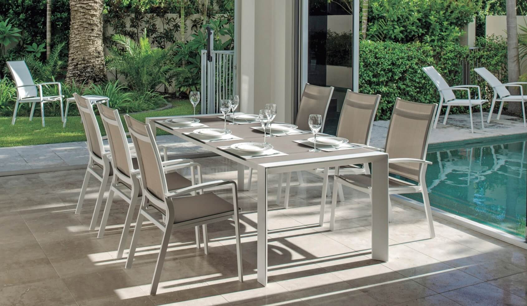 Outdoor Dining Table Designs 8