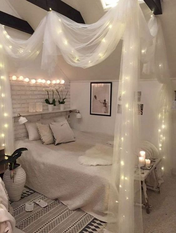 Romantic Bedroom designs 14