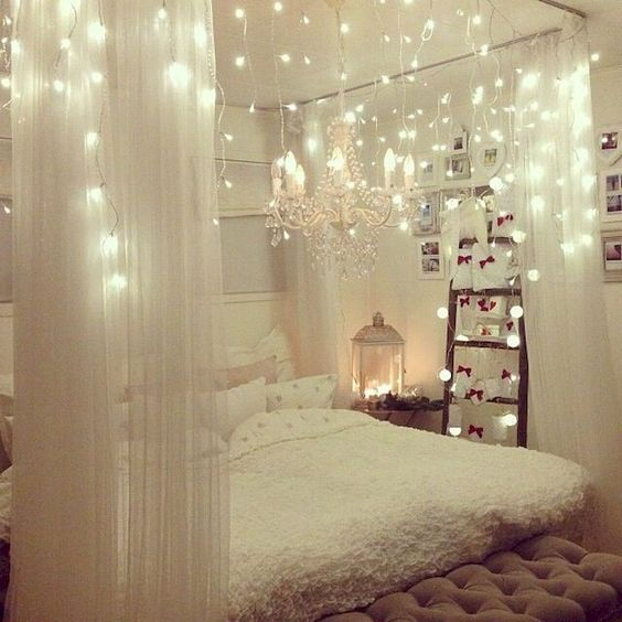 Romantic Bedroom designs 15