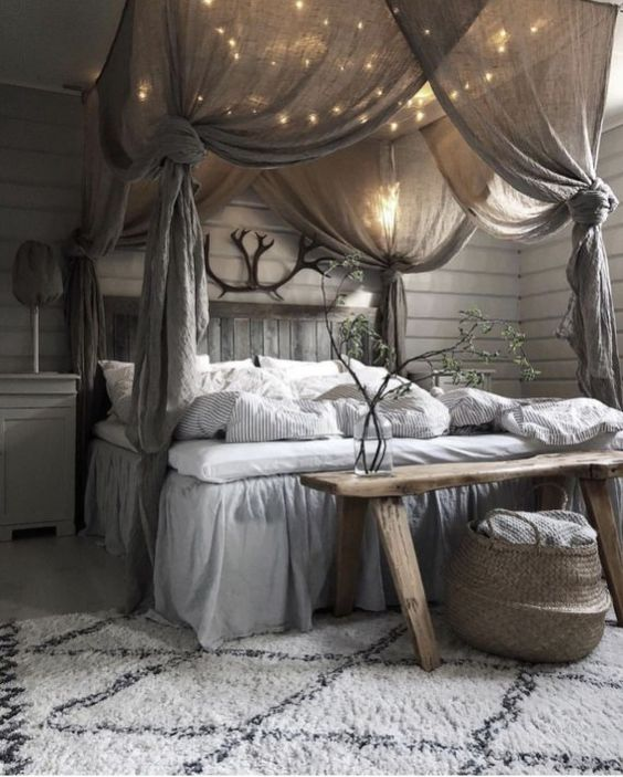 Romantic Bedroom designs 3
