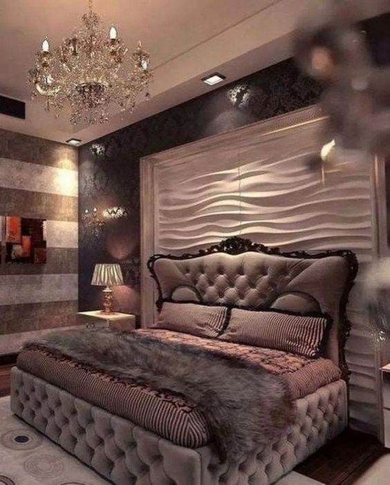 Romantic Bedroom designs 5