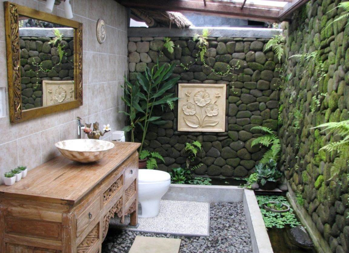 Tropical Bathroom Designs 3