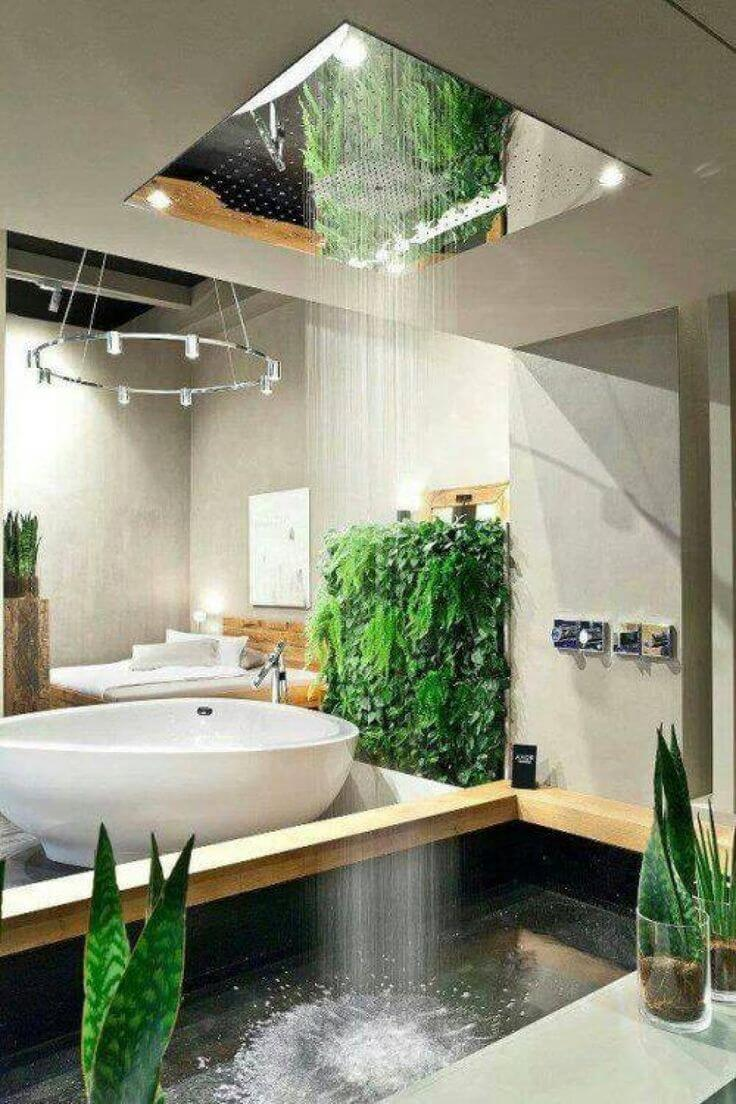 Tropical Bathroom Designs 5