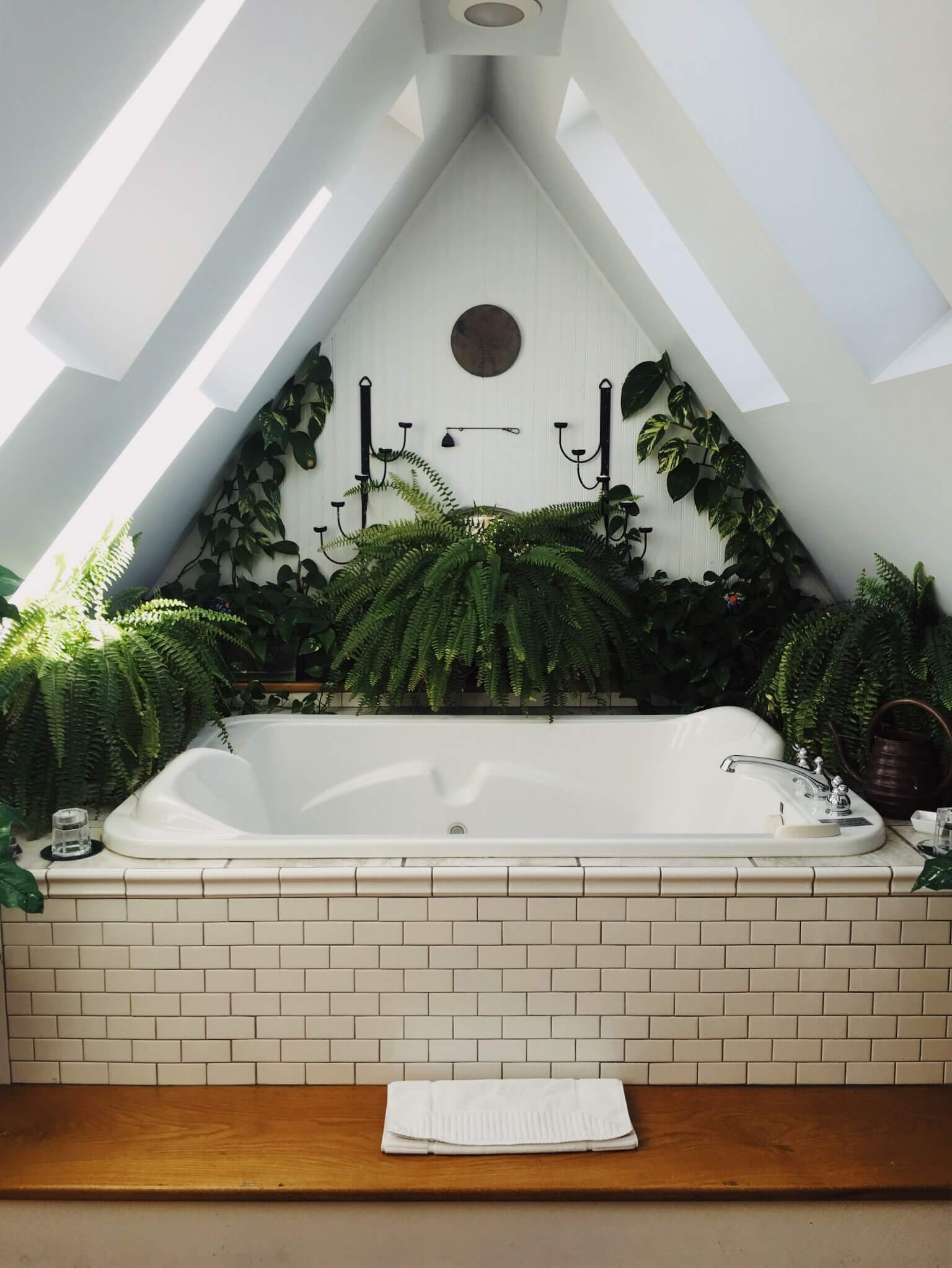 Tropical Bathroom Desigs