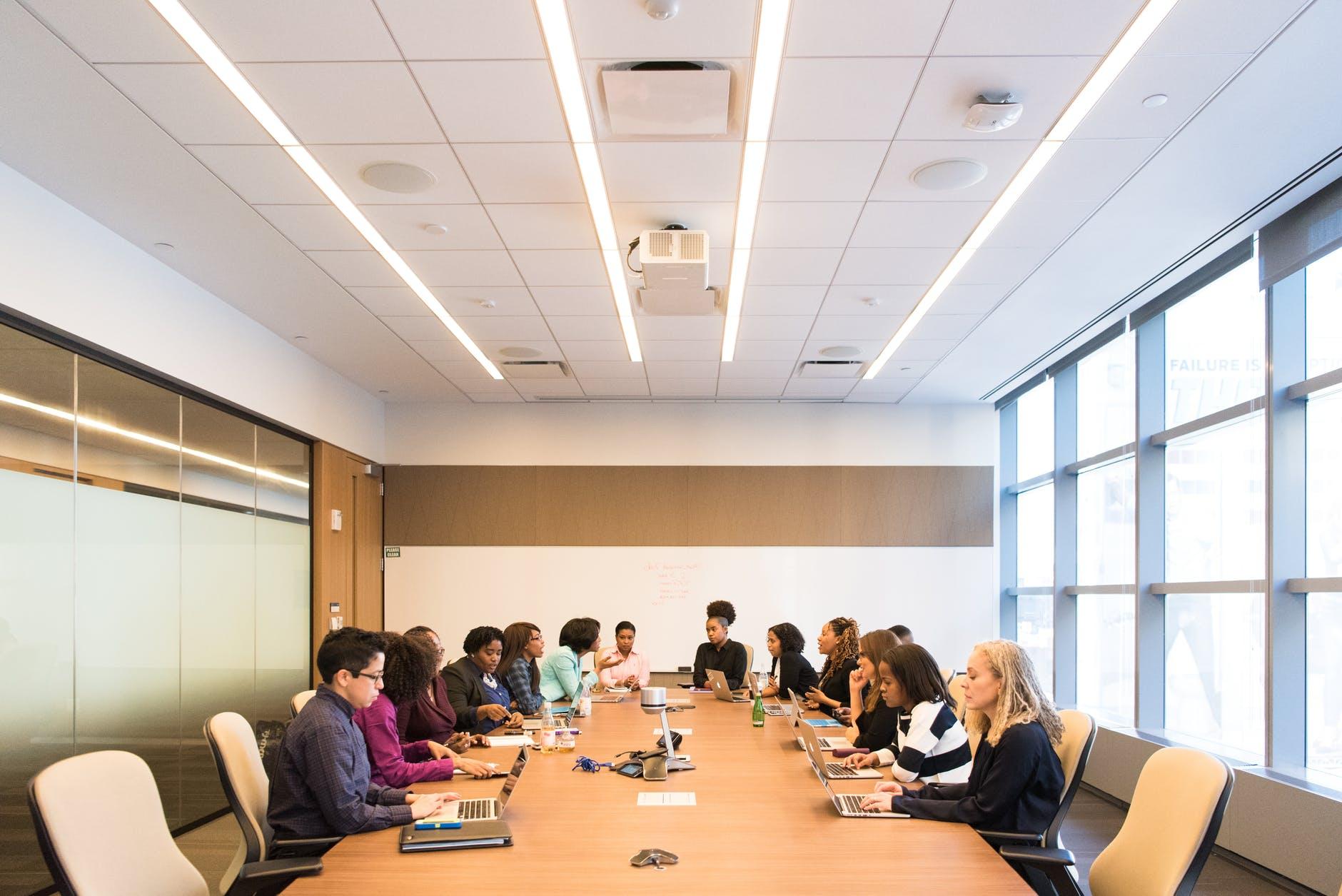 Versatile Meeting Rooms
