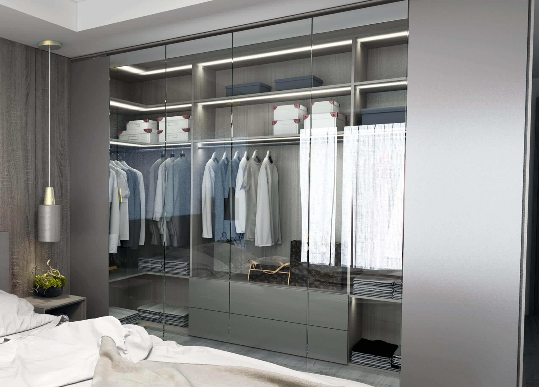 Inside of Wardrobe 13