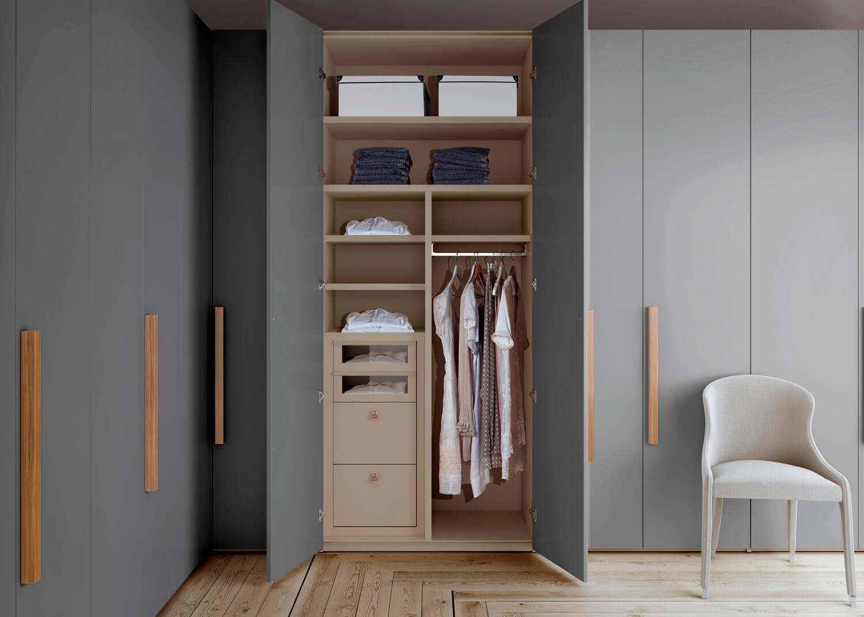 Inside of Wardrobe 17